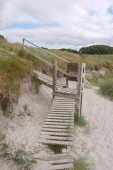 Boardwalk at Arisaig