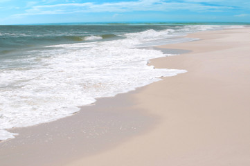 Beautiful gulf coast