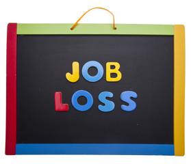 Lesson on Job Loss