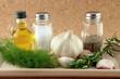 Ingredienti per cucinare