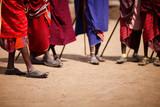Fototapety Masai