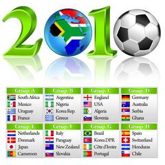 Football 2010 calendar