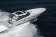 Italy, off the coast of Naples, Aqua 54' luxury yacht