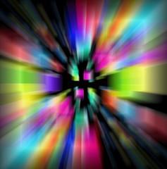 Color lights background.