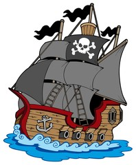 Pirate vessel