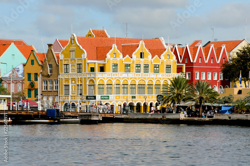 Willemstad na Curacao