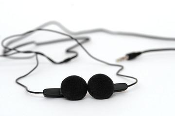Kopfhörer mit Schaumstoffüberzieher