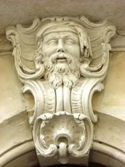 Sculpture de porte Laon