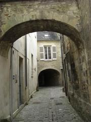 Ruelle de Laon, Aisne