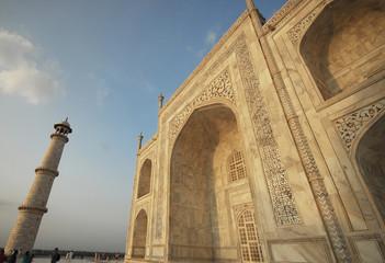 Agra India Taj Mahal