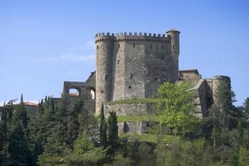 Toscana: Castello Malaspina di Fosdinovo 2