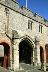 Kingsgate,St Swithun,Winchester, Hampshire