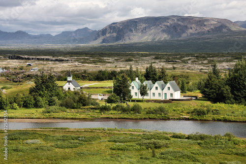 Iceland - Thingvellir National Park