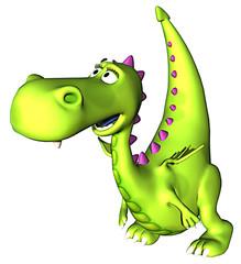 green dragon more than happy