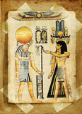 egyptian parchment