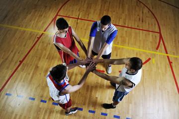 basketball team spirit