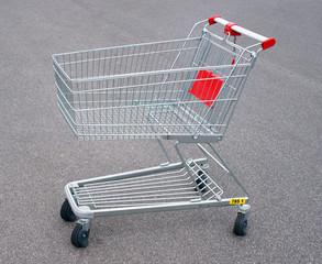 Einkaufswagen - Supermarket Trolley