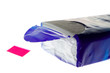 Leinwanddruck Bild - Taschentuch