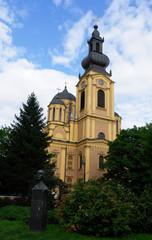 Church in Sarajevo, Bosnia and Herzegovina