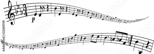 Musik Noten - 22604709