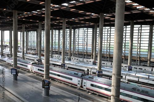 La gare d'Atocha - 22604979