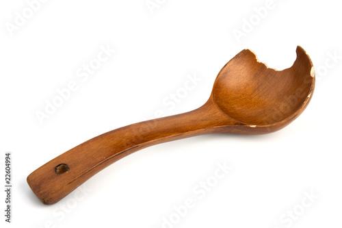 vooden spoon - 22604994