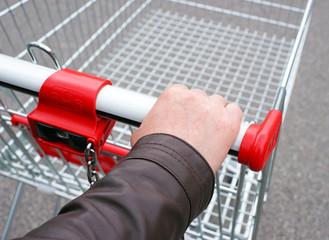 Einkaufen / Shopping - Concept