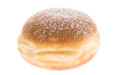 doughnut on white background