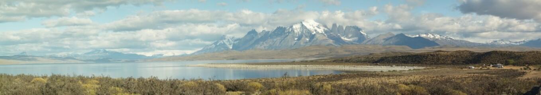 Lago Sarmiento Panorama 2
