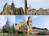 Tourisme à Metz poster