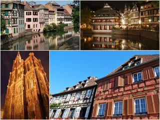 Une visite de Strasbourg