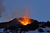 Eyjafjallajökull vulcano eruption