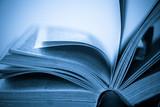 Fototapeta książka - edukacja - Książki