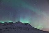 Fototapete Polarkreiszentrum - Arkadia - Nacht