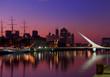 Quadro Skyline, Buenos Aires, Argentina.