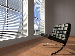 Sedia con finestre