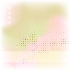 Abstract light color template with copy space