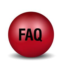 FAQ - red