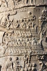 Traian column, Rome