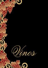 carta de vinos castellano