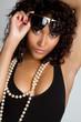 African American Fashion Woman