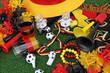 Leinwanddruck Bild - Fussballfanartikel Deutschland