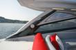 Italy, Naples, Aqua 54' luxury yacht