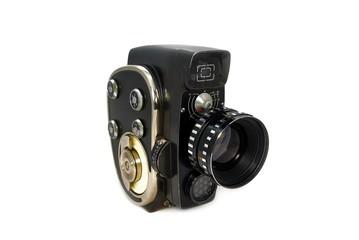 Old 8mm movie-camera
