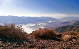 View on Death Valley from Dantes Viewpoint poster