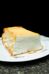 Angel Food Cake Short Bread