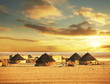 Fototapeten,afrika,dorf am meer,durlach,gebäude
