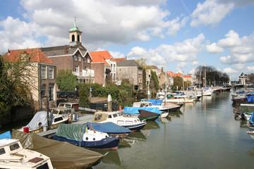 Dordrecht Harbor, Holland