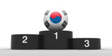 Korean football.