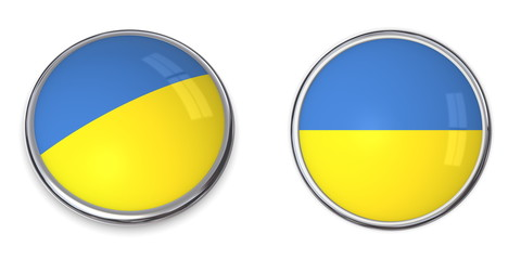 Banner Button Ukraine